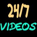 24/7 Videos